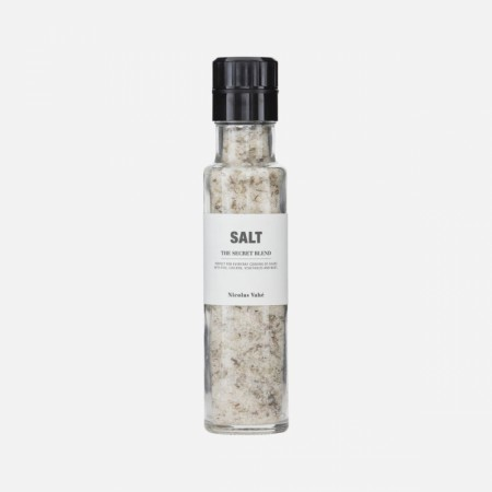 Salt, the secret blend