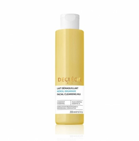 DECLEOR NEROLI BIGARADE FACIAL CLEANSING MILK Normal hud 200 ML